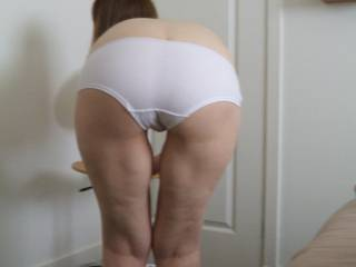 White panties homemade amateur photos and videos