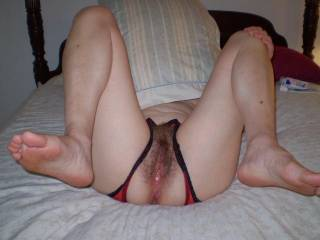 Wifes hairy homemade amateur photos and videos